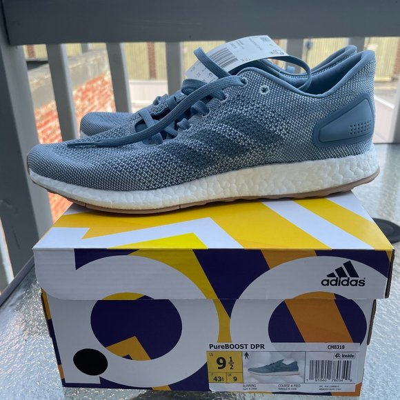 Men's adidas PureBoost Ultraboost DPR New with Box
